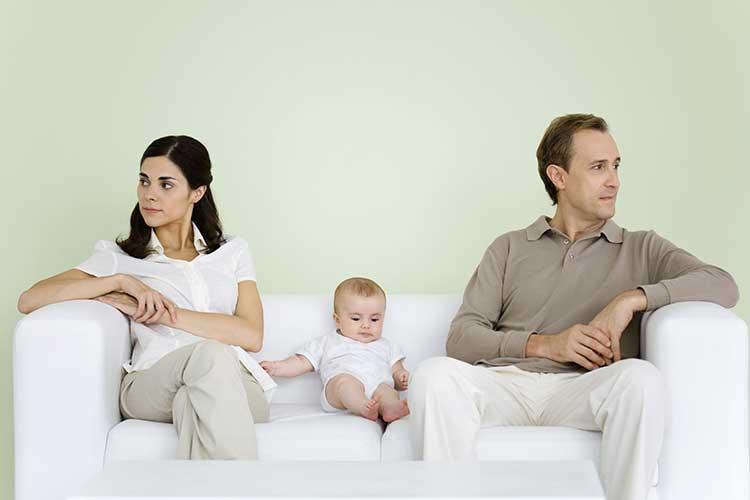 отношения с мужем после ребенка